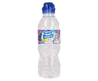 Aquarel Nestlé Agua mineral natural Botella de 33 cl