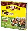 Fajita kit Paquete 8 u (500 g) Old El Paso