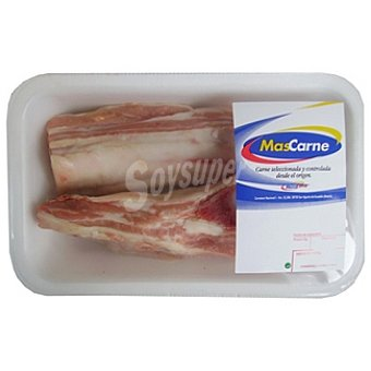 Mascarne Ternera blanca falda y pecho para cocido / asar peso aproximado Bandeja 400 g