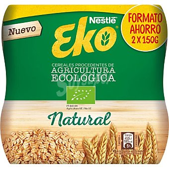 Eko Nestlé Cereales solubles ecológicos pack 2 frasco 150 g pack 2 frasco 150 g