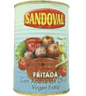 Sandoval Fritada de hortalizas 420 g
