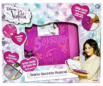 Disney Violetta Diario Secreto Musical 1 Unidad