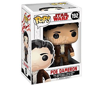 Funko Figura Poe Dameron, Star Wars, 10cm, 192 pop! pop! 192