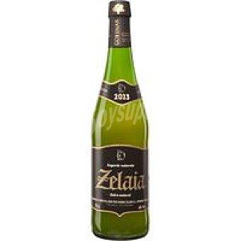 Zelaia Sidra Natural de Gipuzkoa Botella 75 cl