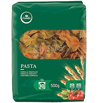 Condis Pasta vegetal farfalle 500 GRS