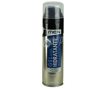 Auchan Gel de afeitar hidratante para pieles normales y sensibles 200 mililitros
