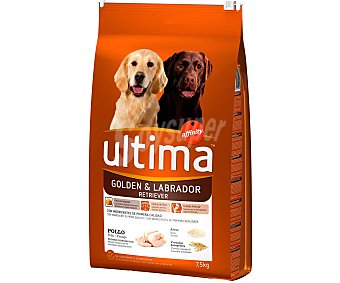 Ultima Affinity Comida para Perros Ultima Golden & Labrador 7500 g