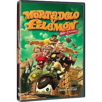 Mortadelo Y Filemón contra Jimmy el cachondo en DVD