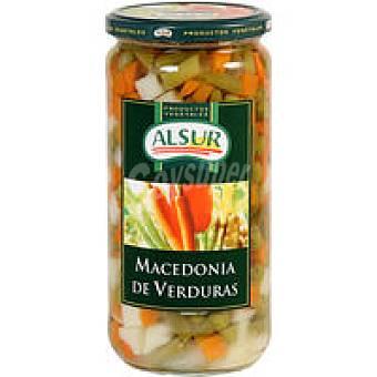 Alsur Macedonía de verduras Tarro 400 g