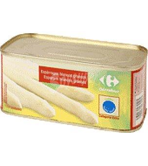 Carrefour Espárragos blancos 17/24 660 g