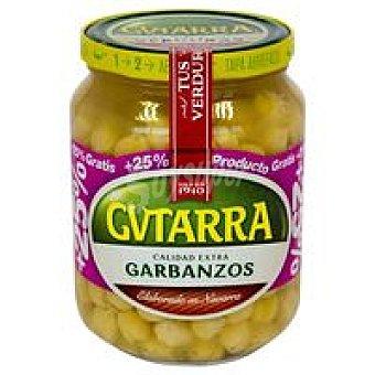 Gvtarra Garbanzo cocido Frasco 400+100 g