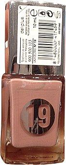 Deliplus Laca uñas Nº 19 rosa pastel 1 unidad