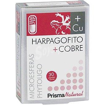 Prisma natural Harpagofito + Cobre acción antiinflamatoria para dolores articulares ápsulas envase 30 c