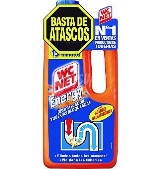 Wc Net Desatascador Gel energy 1 L