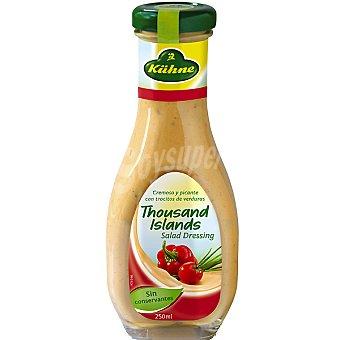 Kühne Salsa Mil Islas Saladfix Tarro 250 g