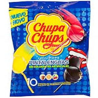 Chupa Chups Pintalenguas Pack 1 unid