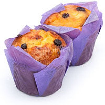 PELAYO Muffins de arándanos Bandeja 150 g