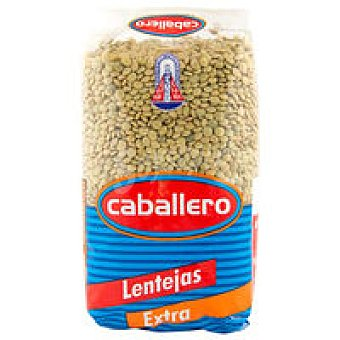 Caballero Lenteja Castellana Extra Bolsa 1 kg