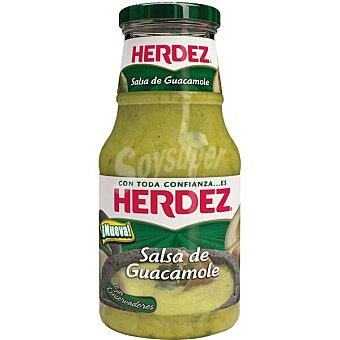 Herdez Salsa guacamole Frasco 240 g