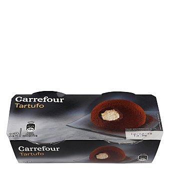 Carrefour Tartufo Pack 2x80 g