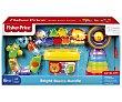 Conjunto de 4 juguetes sensoriales Price. Fisher-Price
