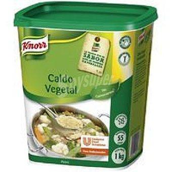 KNORR Caldo vegetal bote 1 kg