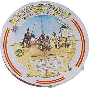 El pastor de la mancha Tortas cenceñas para gazpacho manchego caja 10 unidades caja 10 unidades