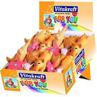 For You Vitakraft Juguete surtido mini animales Pack 1 unid