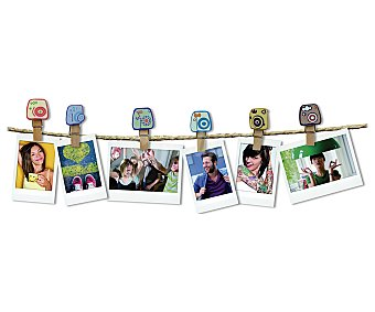 Fujifilm Set de clips para fotos Instax Mini o Wide