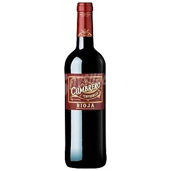 Cumbrero Vino tinto tempranillo d.o.ca Rioja 75 cl