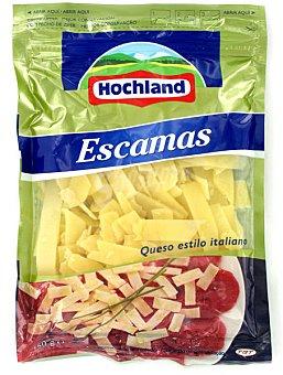 Hochland Rallados Queso Curado Rallado en Escamas Bolsa 150 gr