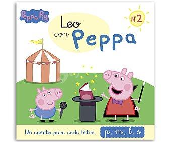 Leo con Peppa 2