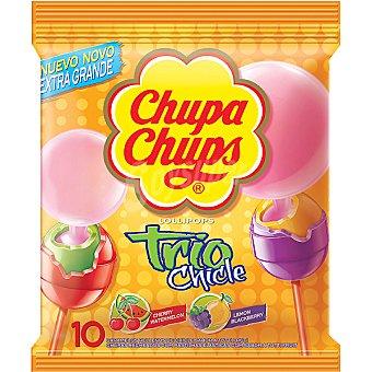 Chupa Chups Chupa chups trio chicle 10 ud