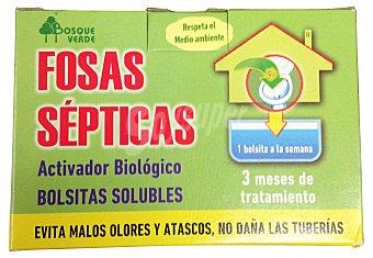 Spberner Limpiador fosas sépticas 12 bolsitas  (300 g)