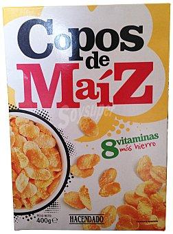 HACENDADO Cereal copos maíz CAJA 400 g