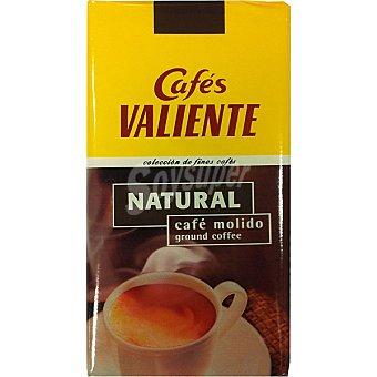 CAFÉS VALIENTE Café natural molido Paquete 250 g