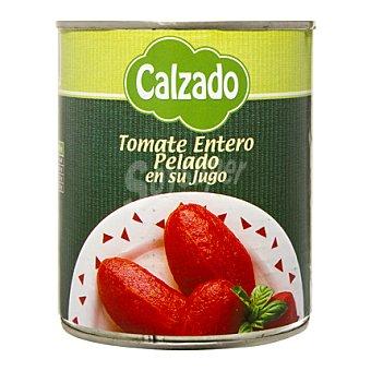 Calzado Tomate entero Tarro 480 g peso neto escurrido
