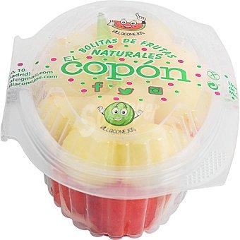 EL COPON mix de bolitas de melón y sandía Tarrina 300 g