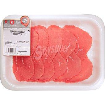 Gourmet Carpaccio de ternera Bandeja 150 g