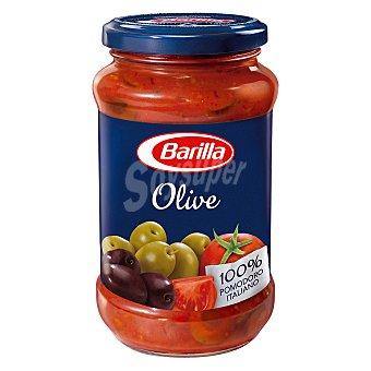 Barilla Salsa pasta de olive Tarro 400 g