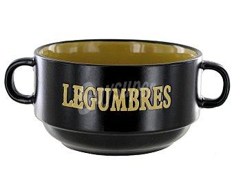 QUID Bol para legumbres modelo Rustik, con capacidad de 45 centilitros y fabricado en cerámica gres 1 Unidad