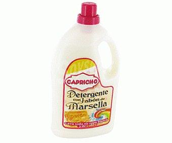 Capricho Detergente Con Jabón Marsella 2 Litros