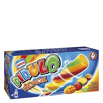 Nestlé Helado Pirulo Tropical 4x80ml
