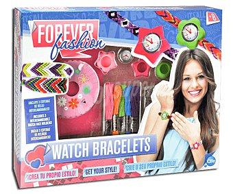 CIFE Fábrica de Relojes Forever Fashion Watch Bracelets 1 Unidad