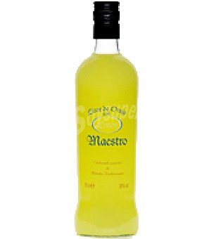 Maestro Licor orujo limon 700 ml