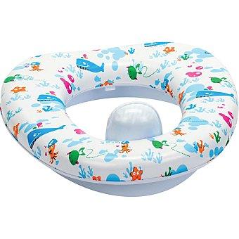 SARO 1010 reductor de baño con dibujos de animalitos del mar