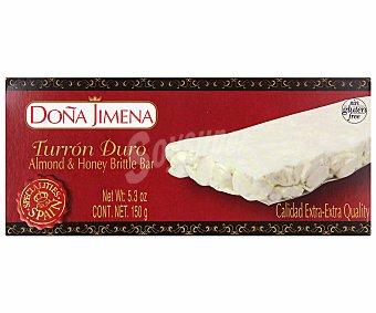 Doña Jimena Turrón duro 150 gramos