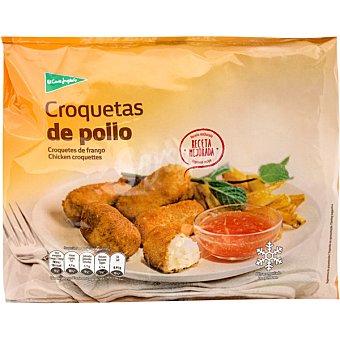 El Corte Inglés Croquetas de pollo estuche 500 g estuche 500 g