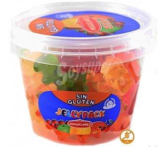 Miguelañez Gominolas sin gluten jelly pack Caja 200 g