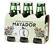 Sidra de manzana elaborada en Asturias 6 x 25 cl Mayador